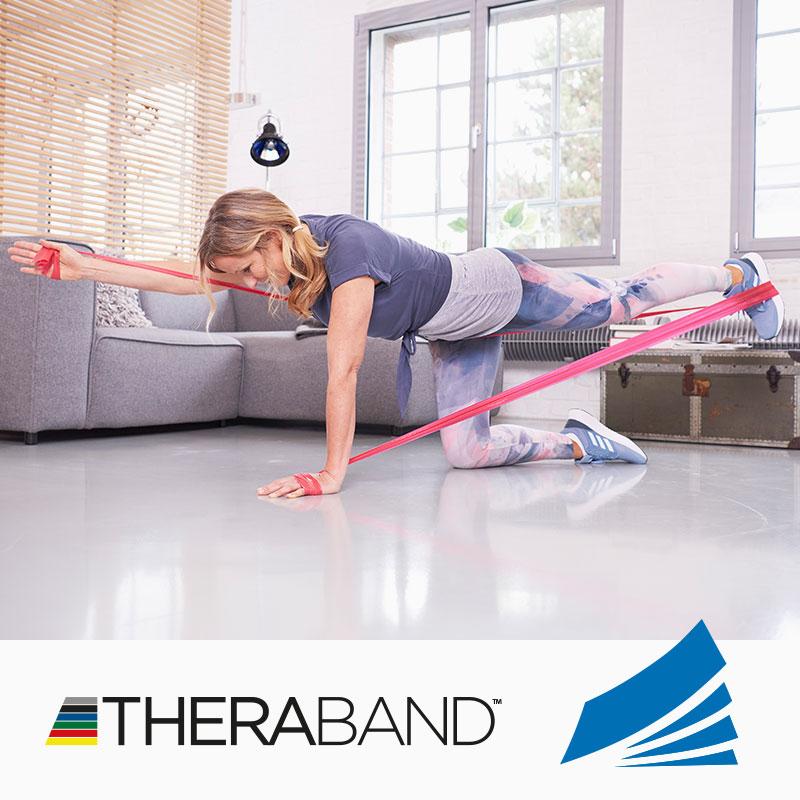 TheraBand International Exercise Instructions