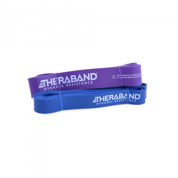 TheraBand High Resistance Band 2er-Set schwer
