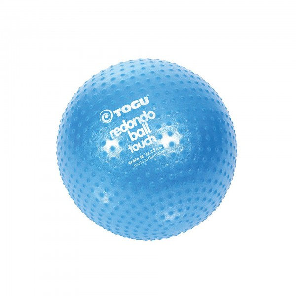 Produktbild TOGU Redondo Ball Touch, 22 cm / blau