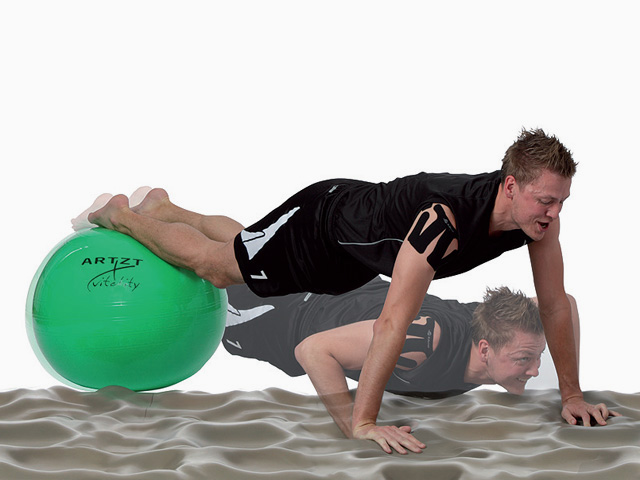 Schulterstabilisation