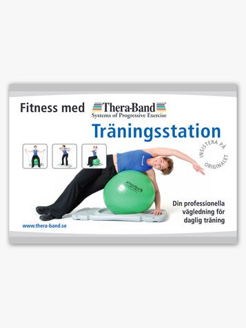 Fitness med TheraBand Träningsstation