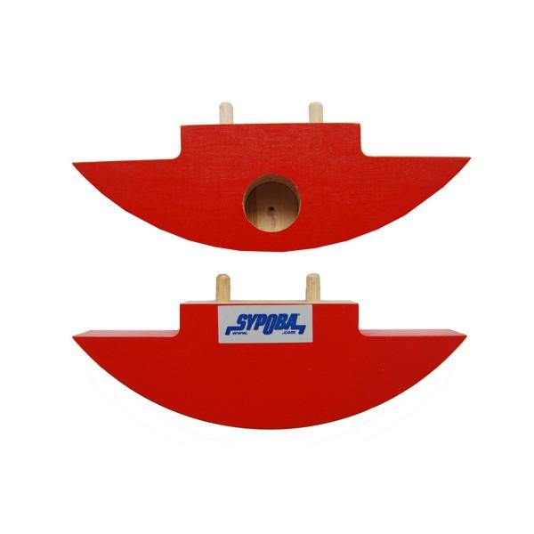 Produktbild SYPOBA Kippbretter Physio (1 Paar), rot