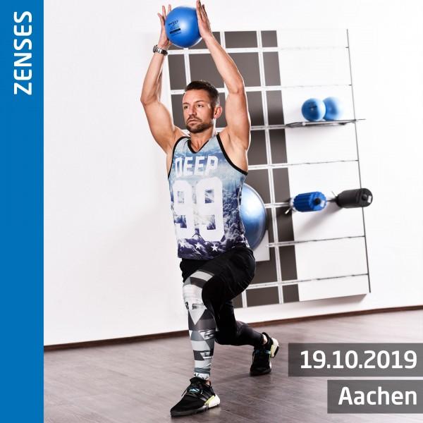 ZENSES - 19.10.2019, Aachen