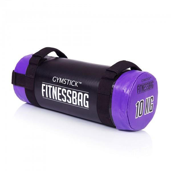 Produktbild Gymstick Fitnessbag, 10 kg / lila