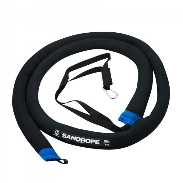 Hyperwear SandRope 7 kg, blau