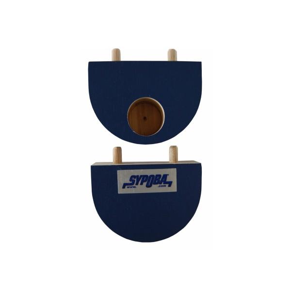 Produktbild SYPOBA Kippbretter Fitness (1 Paar), blau