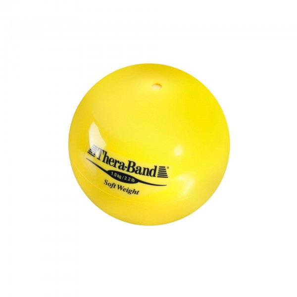 Produktbild TheraBand Soft Weight, 1,0 kg / gelb