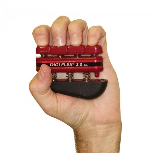 Produktbild CanDo Digi-Flex Handtrainer, leicht / rot