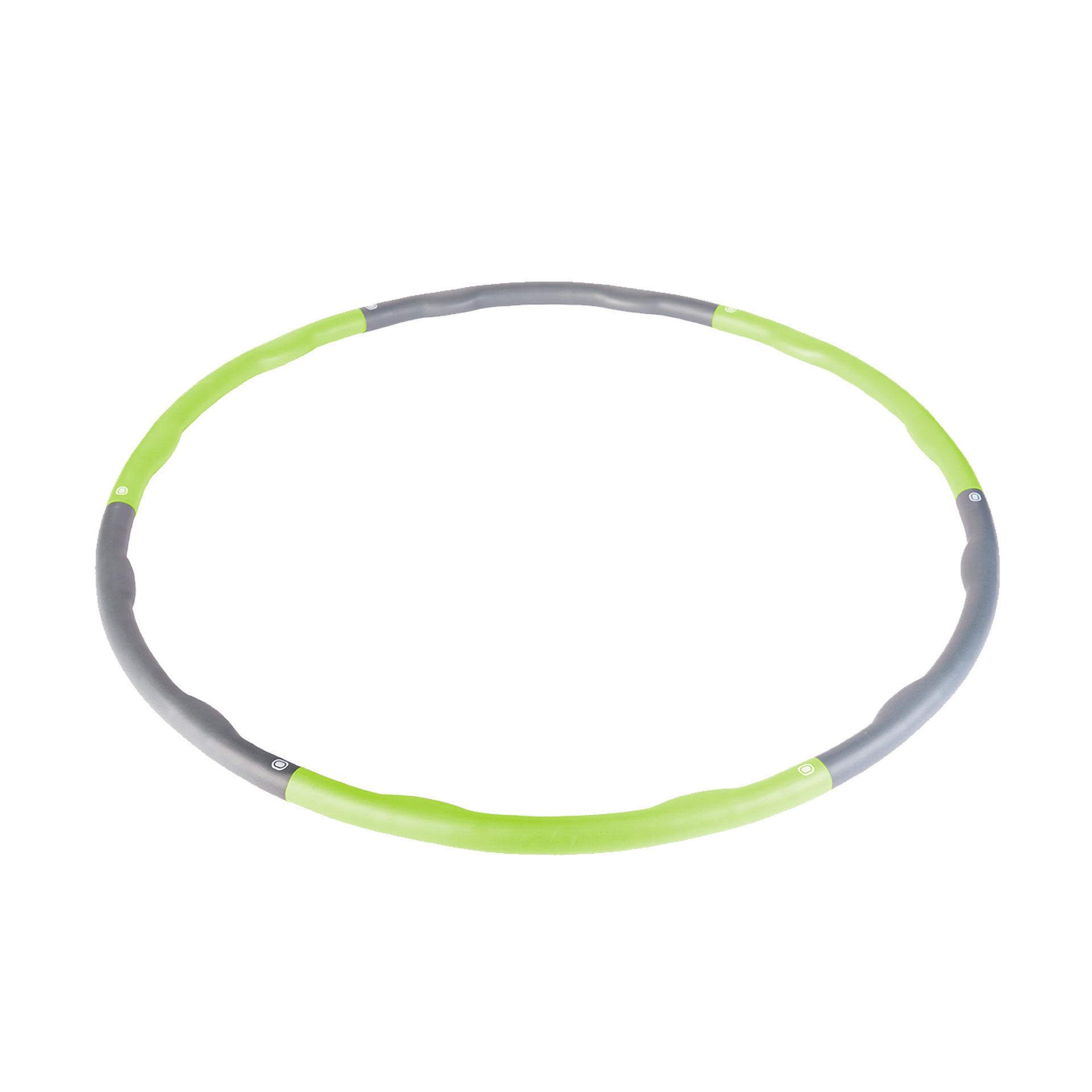 Hula Hoop Reifen grün//grau