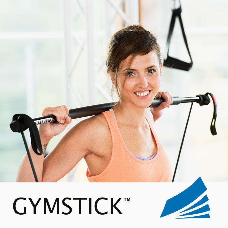 Gymstick Übungsanleitung