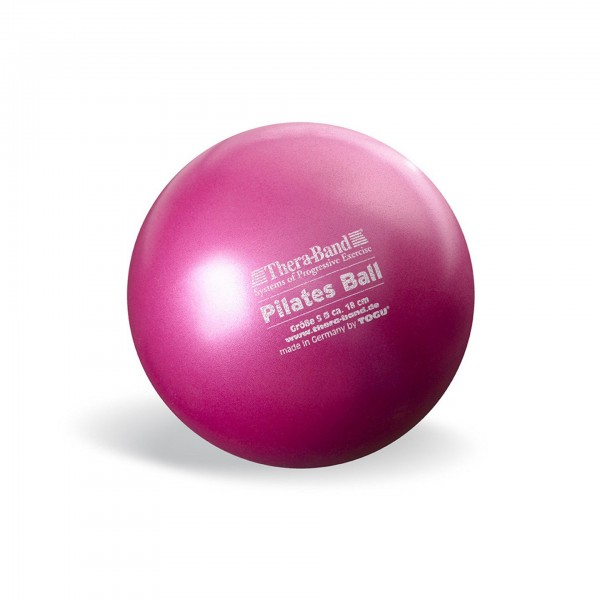 Produktbild TheraBand Pilatesball, 18 cm / rot