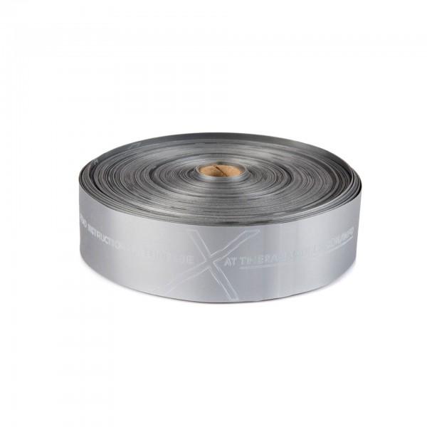 Produktbild TheraBand CLX Rolle 22 m, super schwer / silber