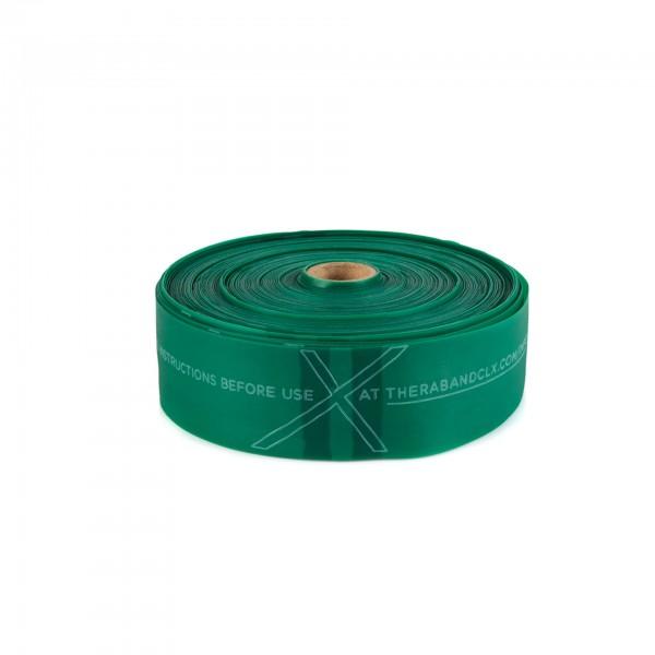 Produktbild TheraBand CLX Rolle 22 m, schwer / grün