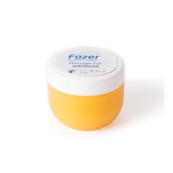 Produktbild ARTZT vitality Fazer Massage Gel wärmend, 45 g
